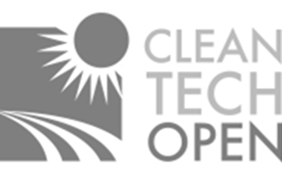 CleanTech Open finalists award logo badge